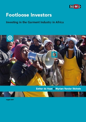 publication cover - Footloose Investors