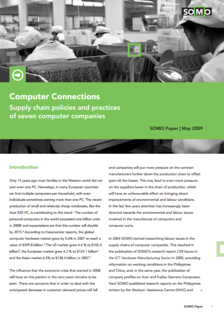 publication cover - Computer Connections