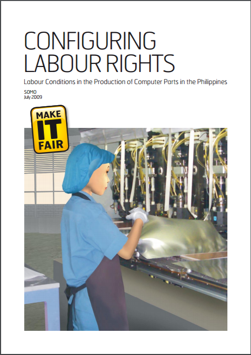 publication cover - Configuring Labour Rights