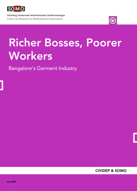 publication cover - Richer Bosses, Poorer Workers