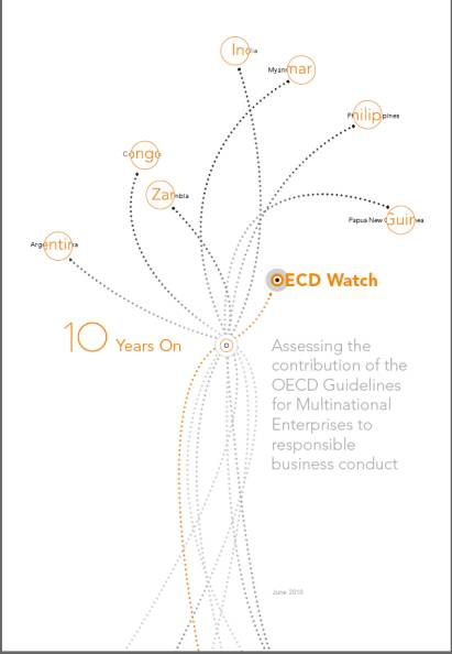 publication cover - OECD Watch – 10 Years On