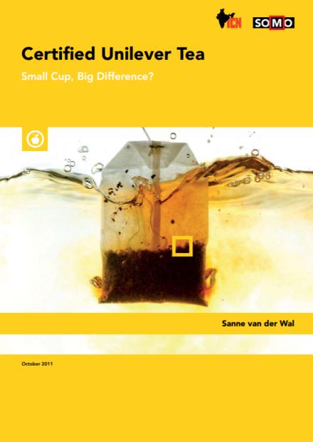 publication cover - Certified Unilever Tea