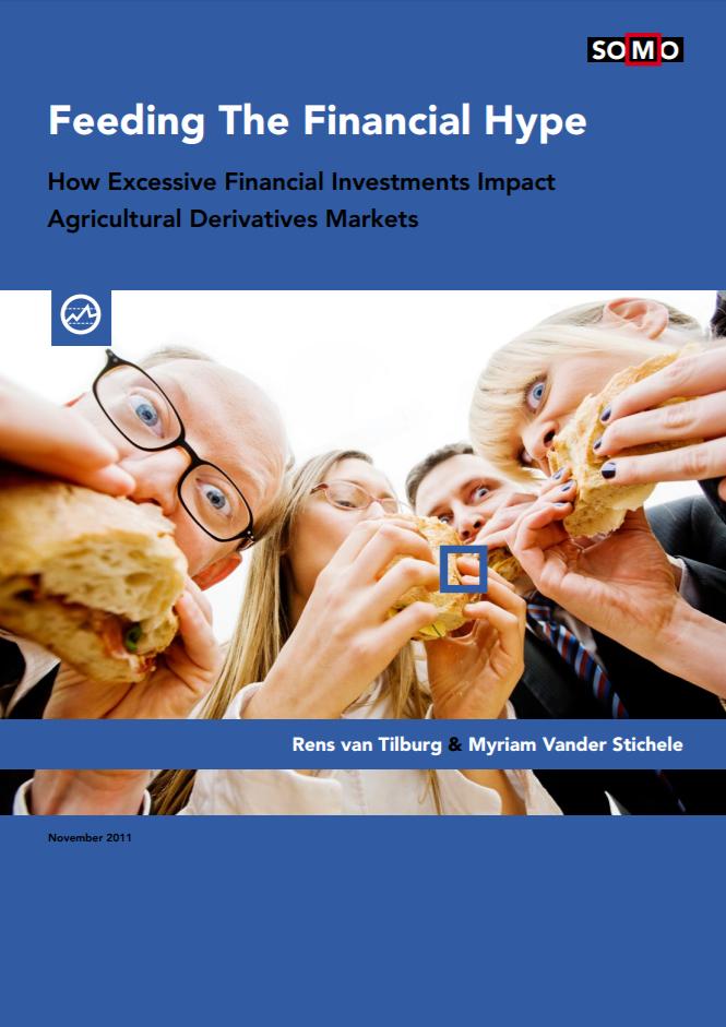 publication cover - Feeding the Financial Hype