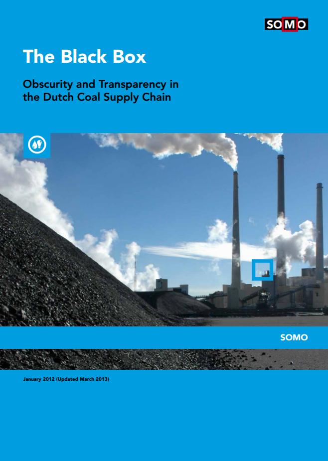 publication cover - The Black Box