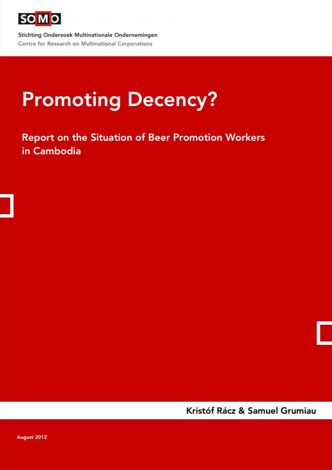 publication cover - Fatsoenlijke bierpromotie?