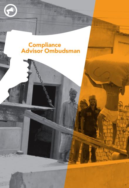 publication cover - Compliance Advisor Ombudsman