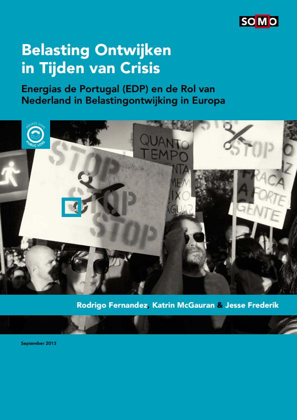 publication cover - Belasting ontwijken in tijden van crisis