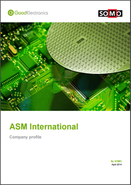 publication cover - ASM International