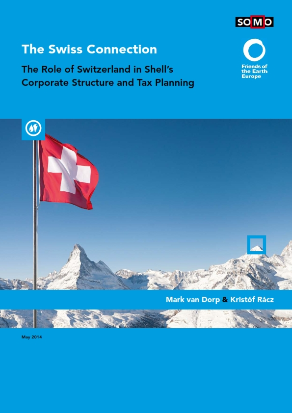 publication cover - The Swiss Connection