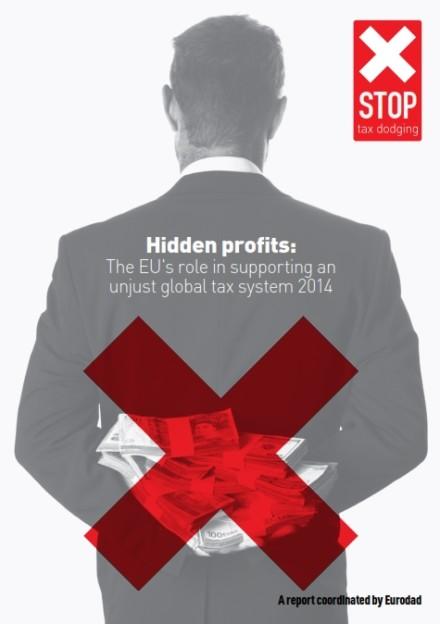 publication cover - Hidden profits
