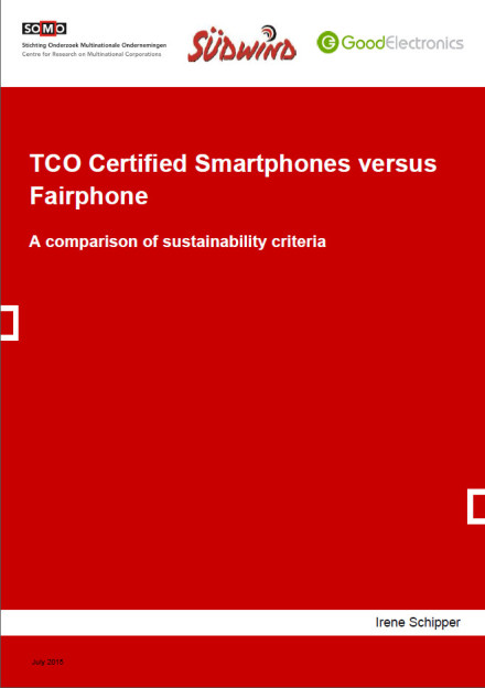 publication cover - TCO-gecertificeerde smartphones versus Fairphone