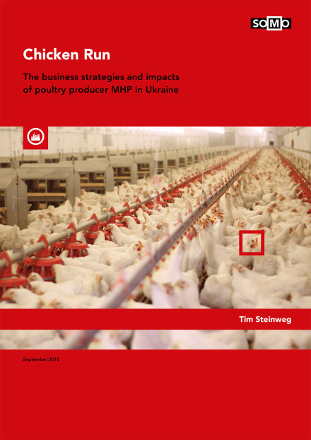 publication cover - Chicken Run
