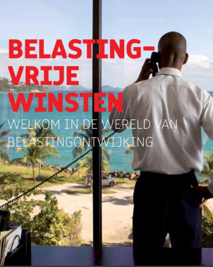 publication cover - Belastingvrije winsten