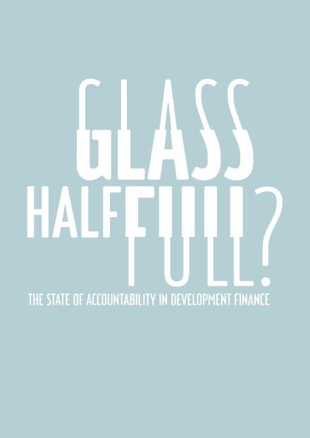 publication cover - Glass Half Full?