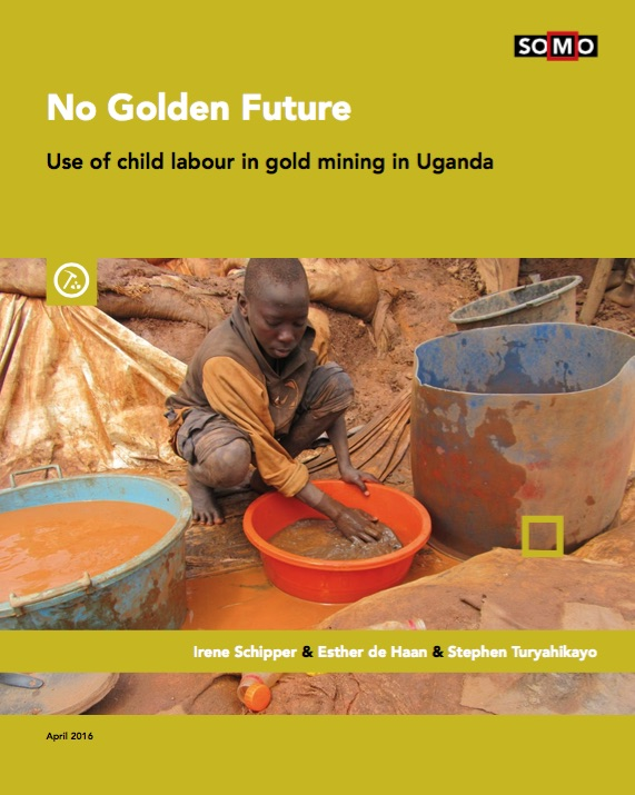 publication cover - No Golden Future