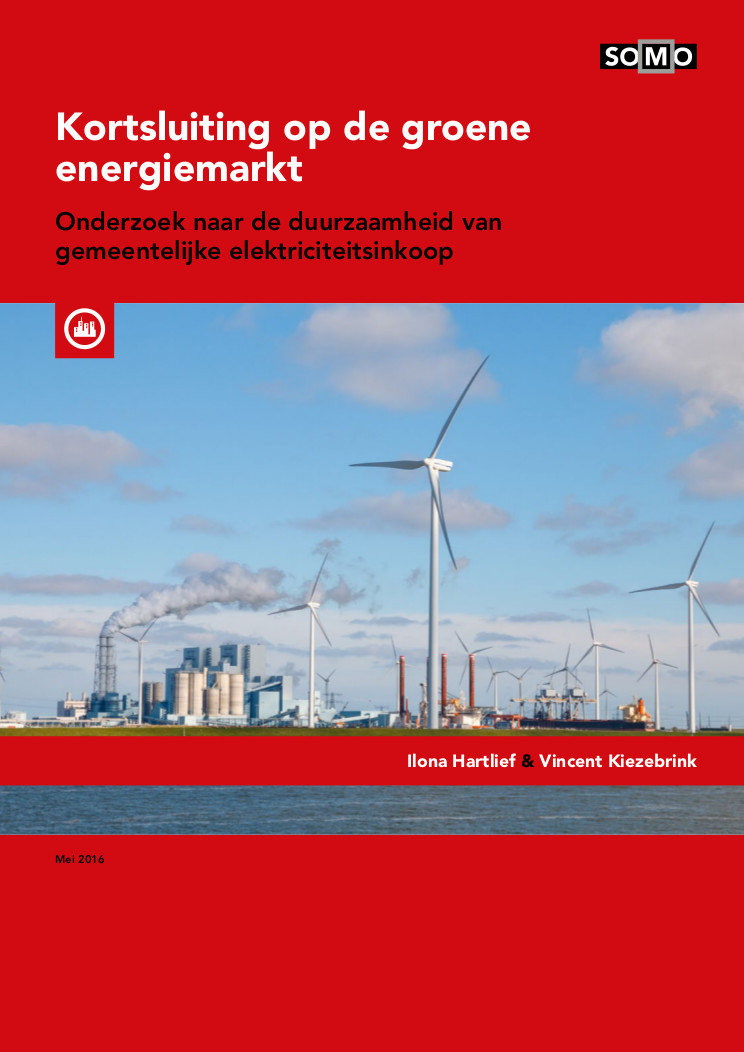 Kortsluiting op de groene energiemarkt