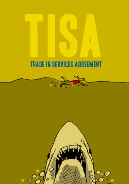 publication cover - TiSA