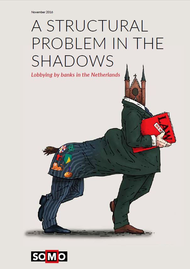 publication cover - A structural problem in the shadows