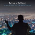 Cover rapport Survival of the Richest