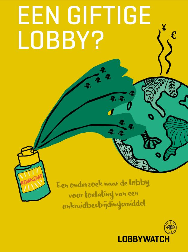publication cover - Een giftige lobby