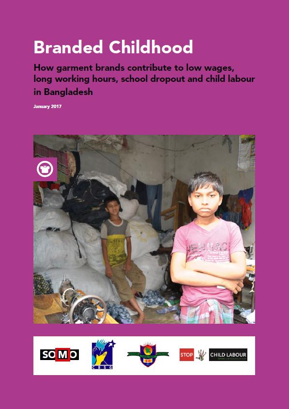 publication cover - Branded Childhood