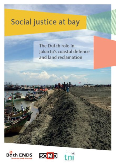 publication cover - Social justice at bay