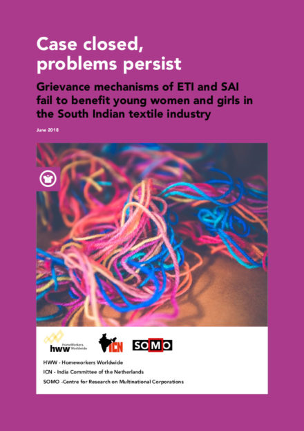 publication cover - Case closed, problems persist