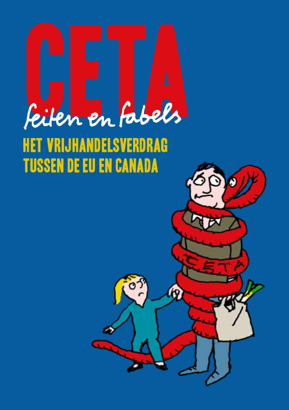publication cover - CETA: feiten en fabels