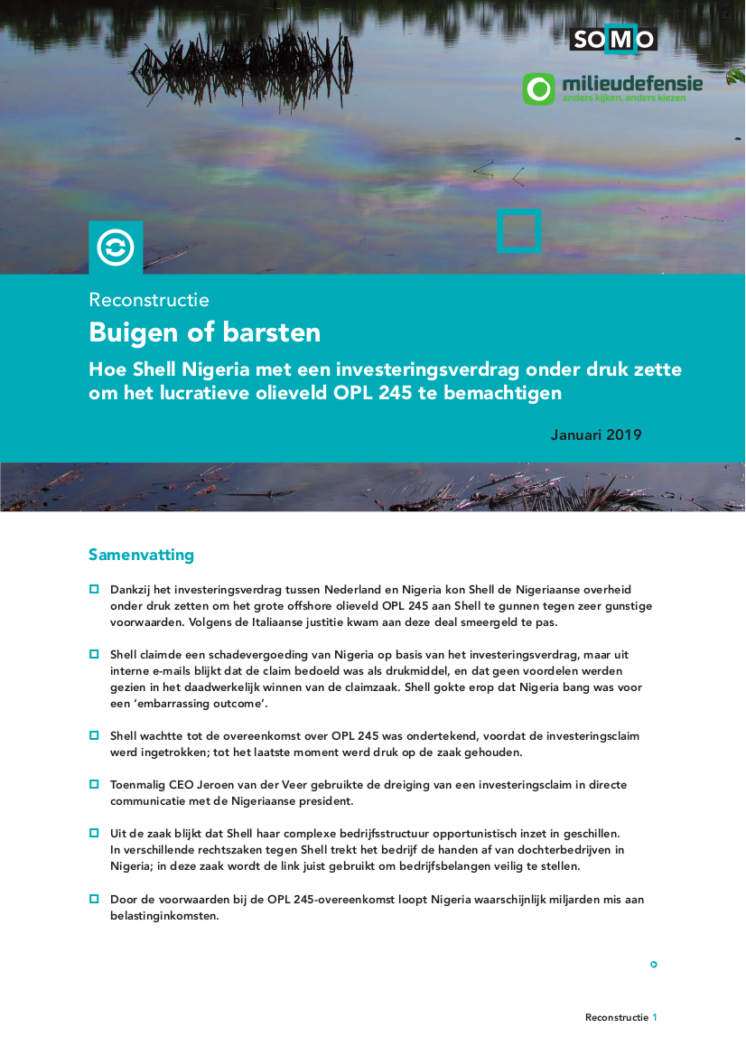 publication cover - Buigen of barsten