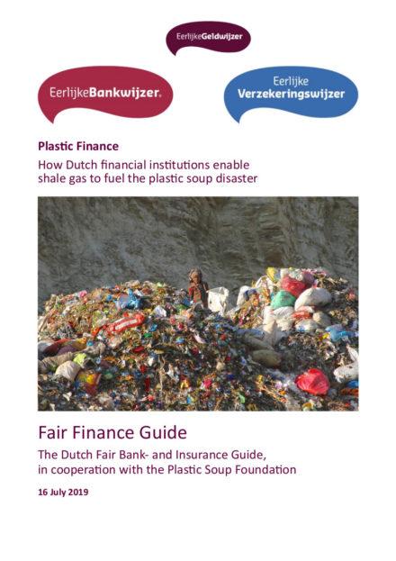 publication cover - Geld voor plastic