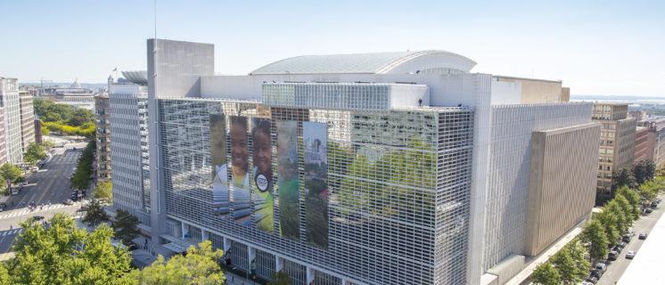 October 2, 2017- WASHINGTON DC. World Bank Group Headquarters. Photo:  World Bank / Simone D. McCourtie