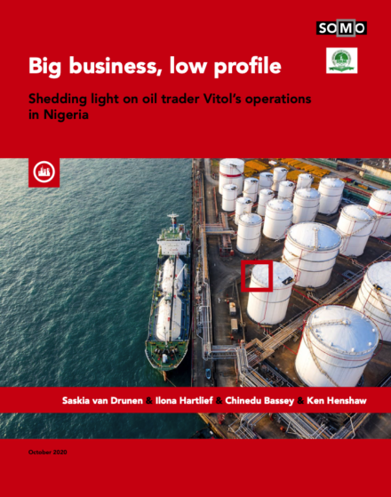 publication cover - Big business, low profile