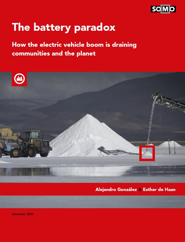 publication cover - The battery paradox