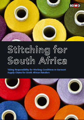 publication cover - Stitching for South Africa