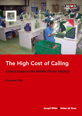 publication cover - The High Cost of Calling