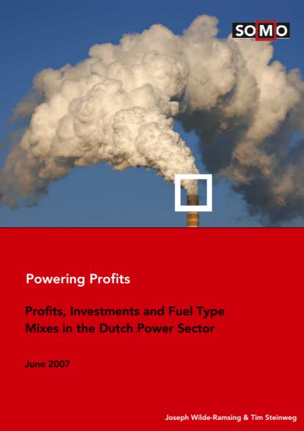 publication cover - Powering profits