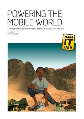publication cover - Powering the mobile world