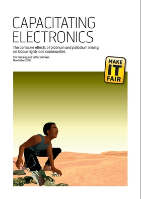 publication cover - Capacitating Electronics