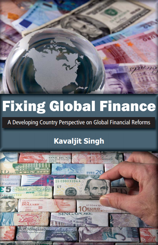 publication cover - Fixing Global Finance
