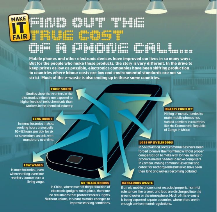 publication cover - Leaflet: Find out the true cost of a phone call