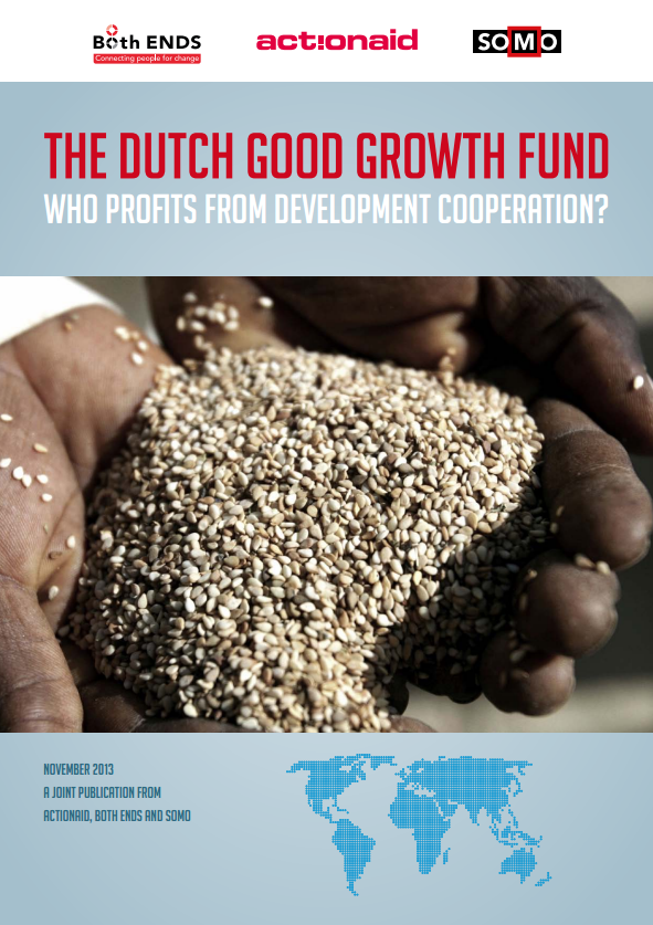 publication cover - The Dutch Good Growth Fund