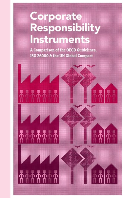 publication cover - Corporate Responsibility Instruments