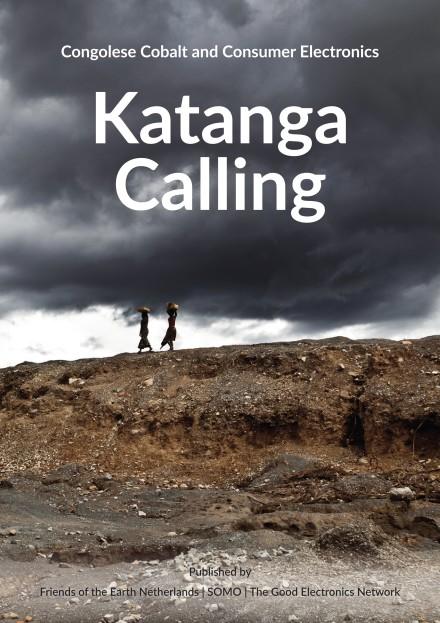 publication cover - Katanga Calling