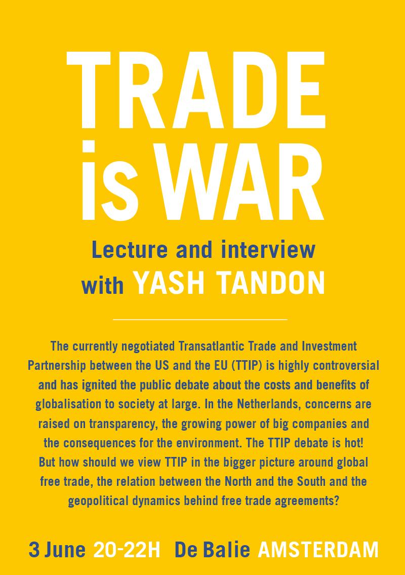 professor yash tandon
