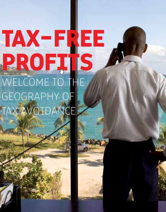 publication cover - Tax-free profits