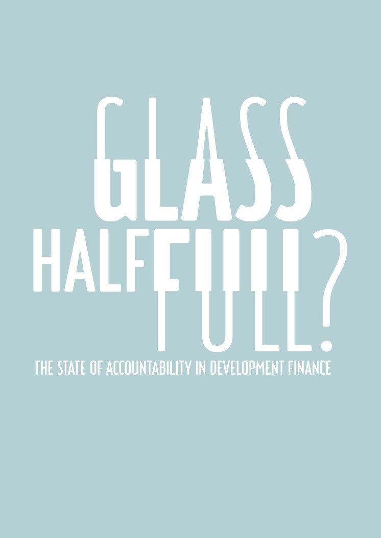 publication cover - Glass Half Full?