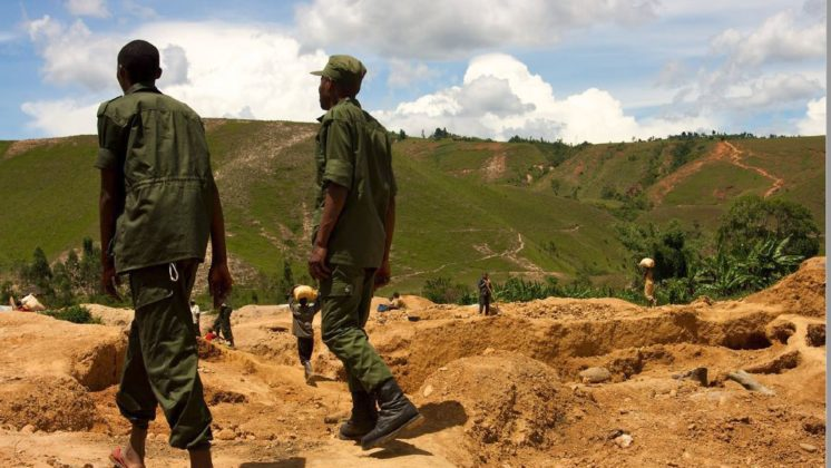 sponsible mining Conflict minerals web