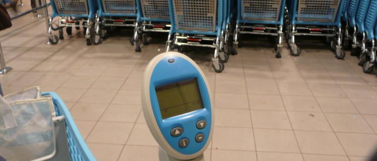 Open dossier about Supermarkets