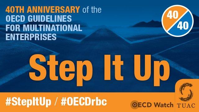 40 years OECD