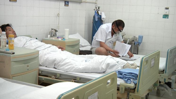 ziekenhuisbed
